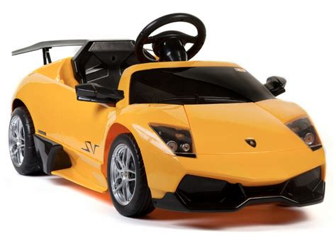 Lamborghini Children S Car Reviews 6v Licensed Lamborghini Murcielago Ride On