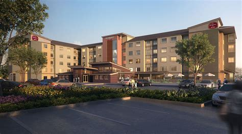 residence inn by marriott impact properties