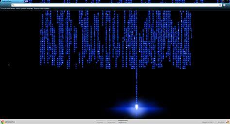 chrome theme hacker hacker code blue chrome theme themebeta