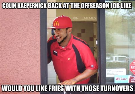 Kaepernick Memes - the 20 best colin kaepernick memes about his national anthem stance