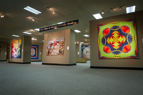 The Quilt Museum by The National Quilt Museum Announces 2017 Exhibit Schedule