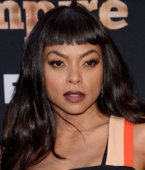 empire the television show hair and makeup taraji p henson shows off her figure in emanuel ungaro