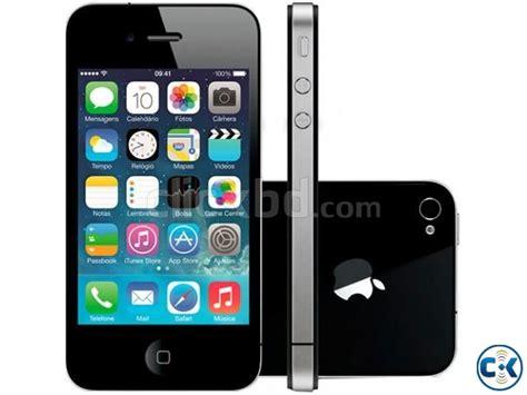 Iphone 4s 16gb Black White Original Garansi 1th 16gb iphone 4s black color clickbd