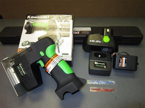 Kawasaki 19 2v Battery Charger by Kawasaki 174 Unisource 19 2v Cordless Jig Saw Kit 180014 05