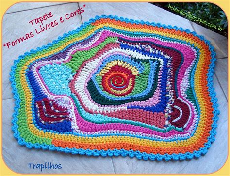 rag rug design patterns create your modern crochet rag rug best decor things