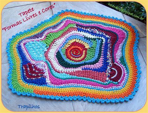 crochet rag rug tutorial create your modern crochet rag rug best decor things