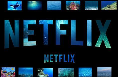 netflix logo underwater background wallpaper