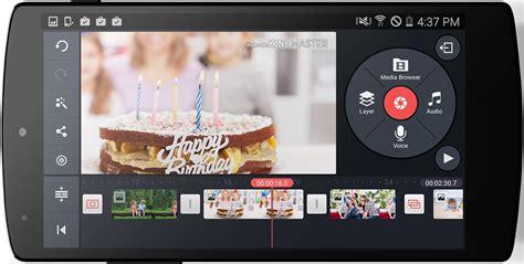 descargar kinemaster pro editor apk v3 1 3 mundo apk gratuito - Vidio Editor Apk