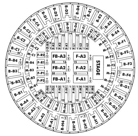 arena stage diagram nashville municipal auditorium seating diagram