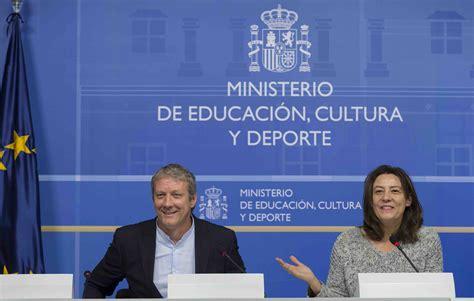 el ministerio de educacion cultura y deporte del gobierno de espana daniel bianco nuevo director del teatro de la zarzuela