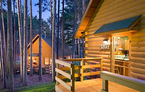 Cabin Floor by Christmas Mountain Village Bluegreen Vacations