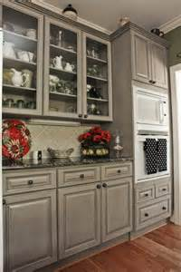 black kitchen cabinets pinterest beautiful gray cabinets to compliment the black