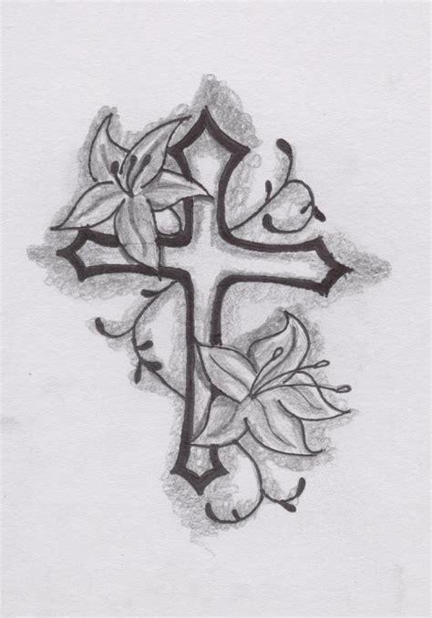 cross tattoo design by spirantharpy on deviantart