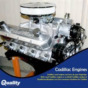 Cadillac Performance Parts Qualityusedengines 1968 1979 Cadillac 500 472 425