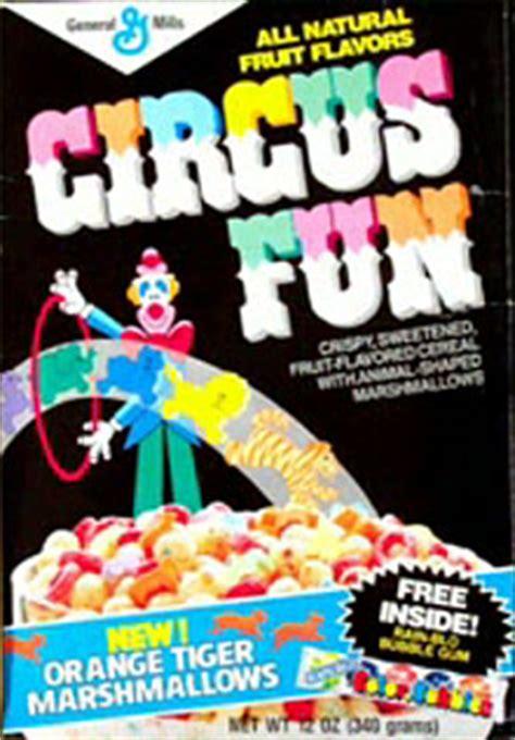 circus fun circus fun box