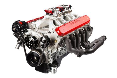 Engine V12 by V12 Ls Goes To A Custom Block