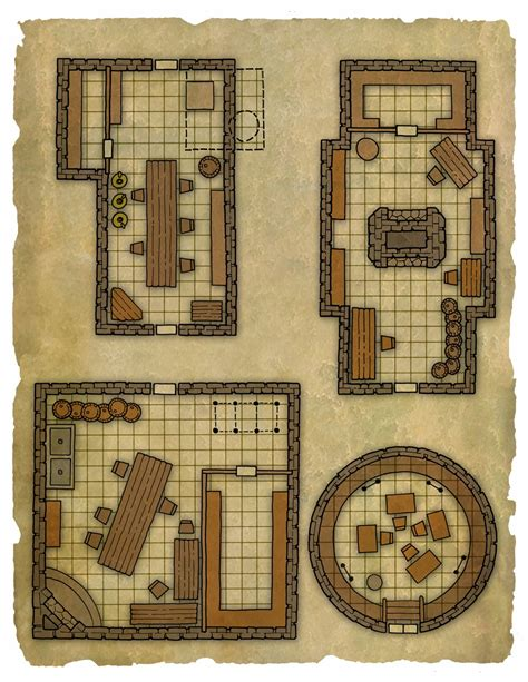 Floor Plan Of Church by Index Of D Amp D Resources Maps