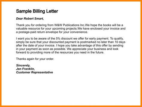 Invoice Letter Model invoice letter exle rabitah net