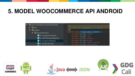 android api 21 android word press woocommerce rest api