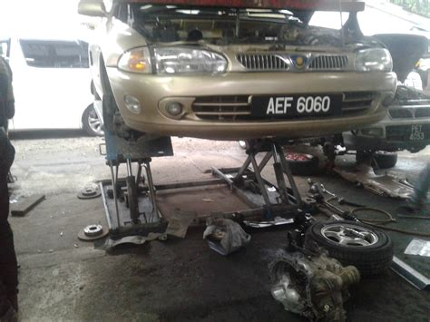 Seal Gearbox Wira P44 Autoworks Clear Leaking Gearbox Auto