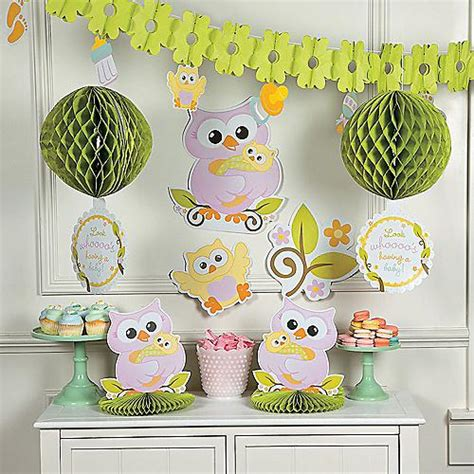 Themed Baby Shower Decorations by Baby Shower Supplies Trading