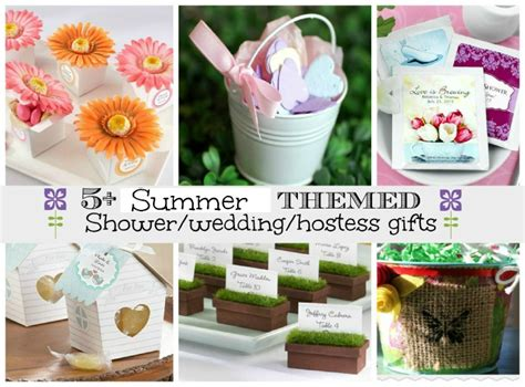 summer themed bridal shower favors summer themed wedding or shower favors debbiedoos