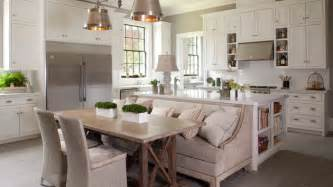 Eat In Kitchen Table by 15 Traditional Style Eat In Kitchen Designs Home Design