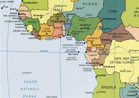 africa map gulf of guinea eaglespeak nigeria pipeline theft