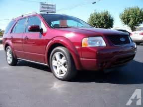 2005 Ford Freestyle For Sale 2005 Ford Freestyle Limited For Sale In Hendersonville