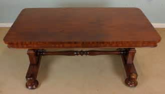 antique mahogany coffee table antiques atlas