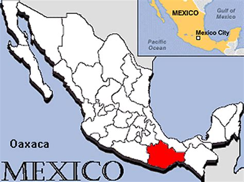 oaxaca mexico map our mission roca blanca