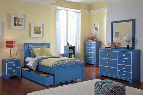 blue modern bedroom furniture set youth bedroom sets bunks furniture decor showroom