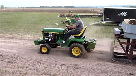 Jd S Or Mba S Make More Are Happier by Deere 420 Mike S Pulled Through At Plow Days Past