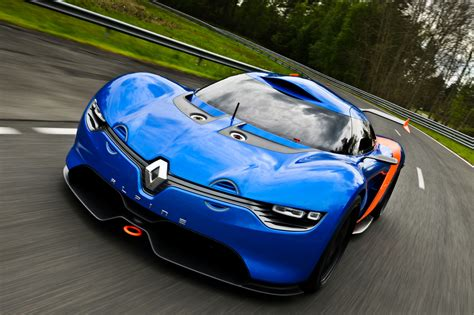 Video Renault Alpine A110 50 Concept Breaks Cover