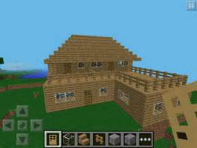 How To Build A House how to build a house minecraft pocket edition minecraft pocket
