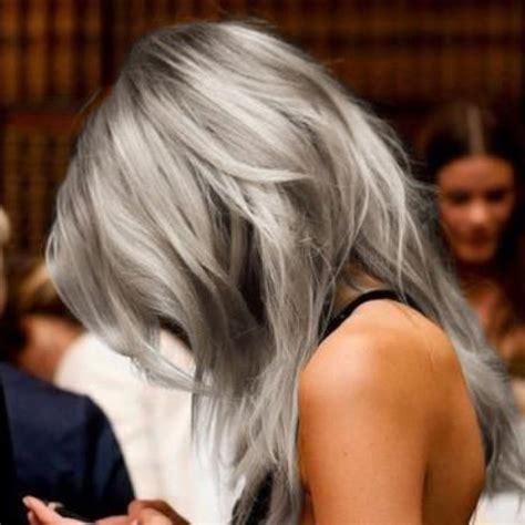 mayuko gray hair style 50 shades of silver pinterest lips lashes roziecheeks roziecheeks