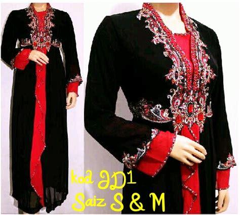 Baju Kurung Panjang Tts ainsyirah collection shopping jubah dinner alaysha