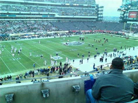 what s section 18 lincoln financial field section c18 home of philadelphia