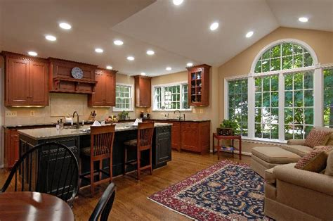 family room best ideas about great layout awesome living kitchen idea picture kitchen layout ideas island wall