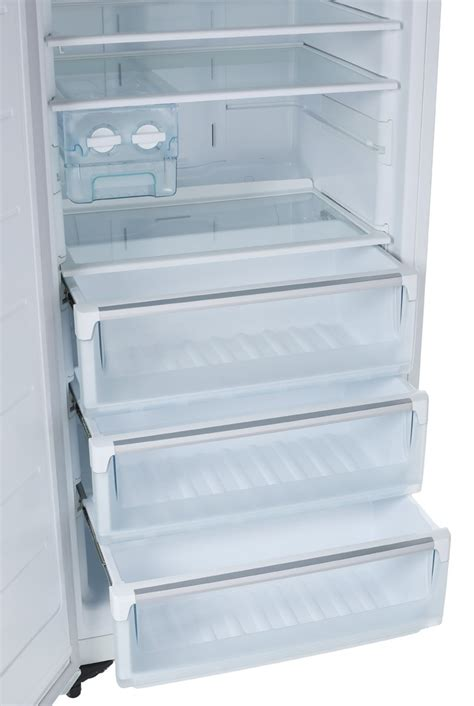 Upright Freezer With Drawers by Westinghouse Wfm3600wblh 360l Upright Freezer Drawers