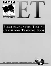 PTP: Eddy Current Classroom Training Book | Lavender Intl