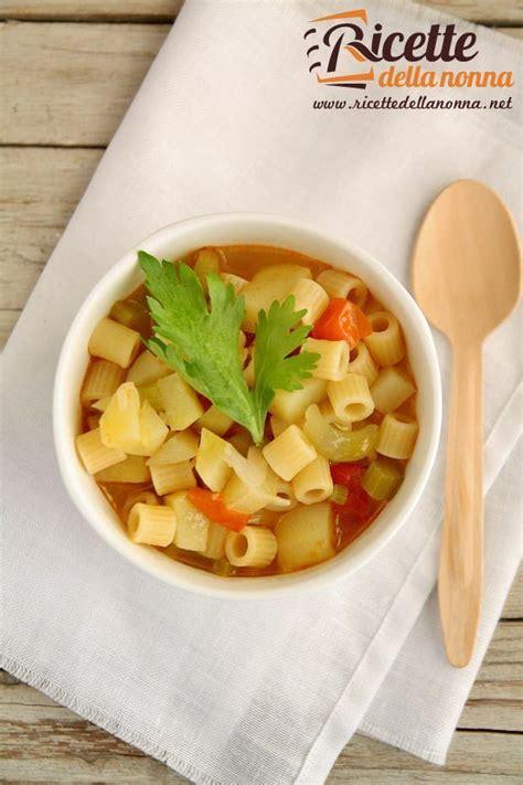 minestra sedano e patate minestra pasta patate e sedano ricette della nonna