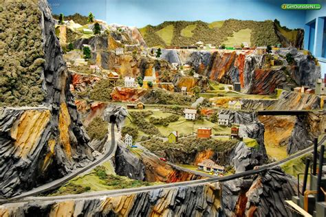 train layout new jersey northlandz model railroad and doll museum 495 highway