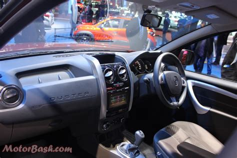 renault duster 2016 interior new 2016 duster facelift launched gets amt price changes