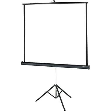 Tripod Infocus projector screens staples 174