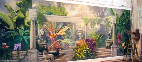 Mural Wall Painting 30 beautiful wall mural paintings for your inspiration