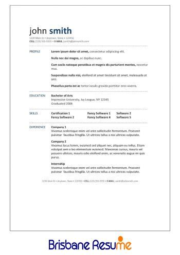 Resume Writing Brisbane Qld Professional Resume And Cover Letter Writing Service Degree Qualified Writers