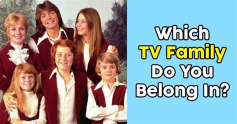 What Cabin Do You Belong In by Which Tv Family Do You Belong In Quizdoo