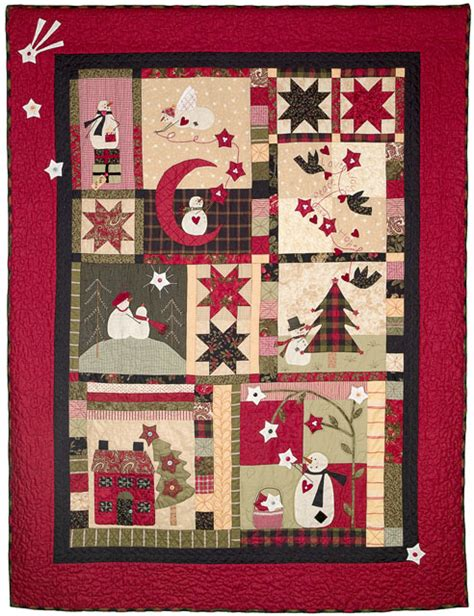 The Patchwork Co - catch a pattern bunny hill designs