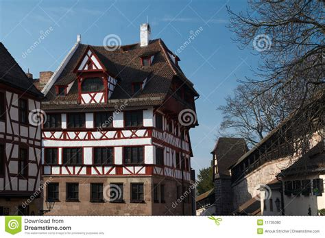 s house albrecht durer s house stock photo image of germany 11705380